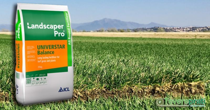 Landscaper Universtar Balance - Fertilizzante universale per prato ed arbusti